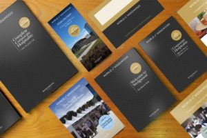 Corporate Literature for World of Wedgwood