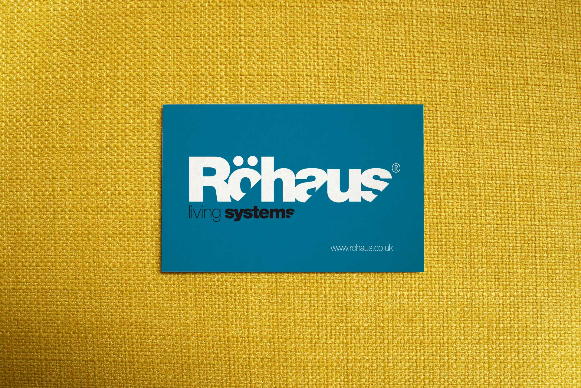 Business Cards for Rohaus