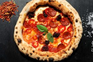 Neapolitan Pizza at 800 Degrees Pizzeria