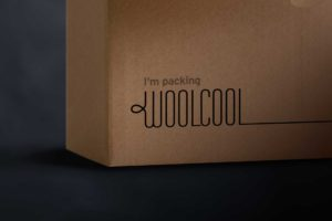Courier Box for Woolcool