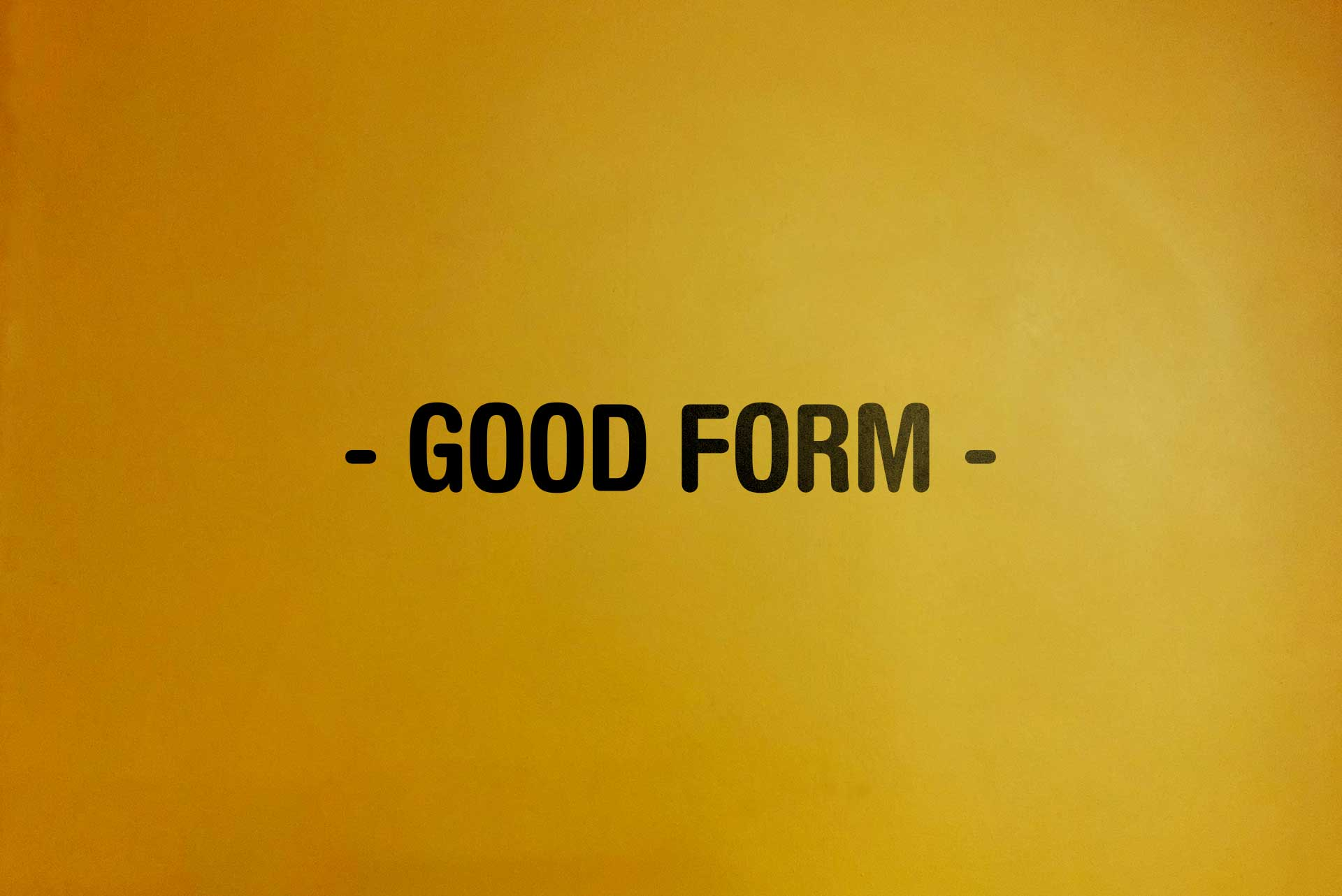 Good Form J'Adore Pilates