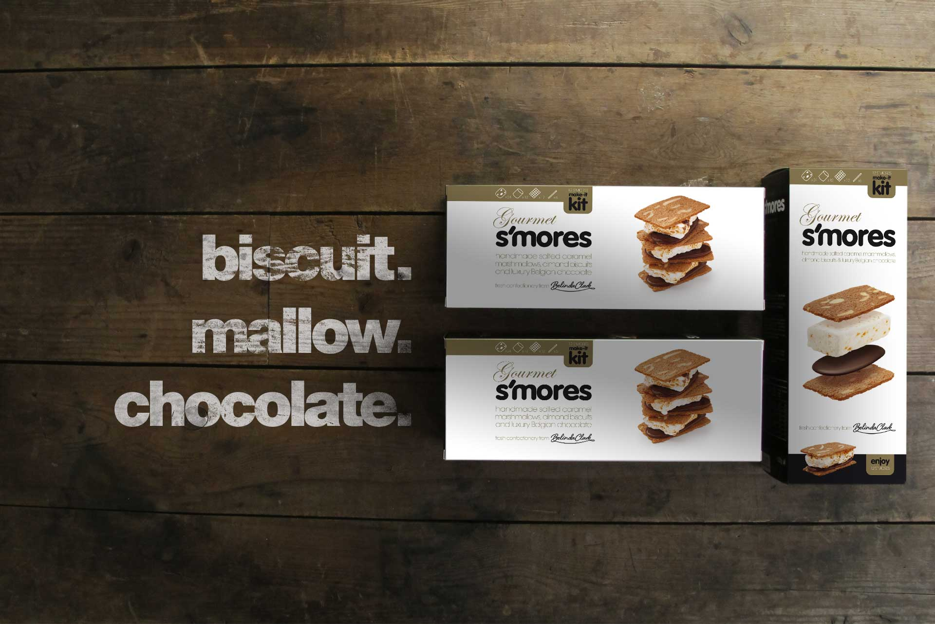 S'mores Photography for Belinda Clark