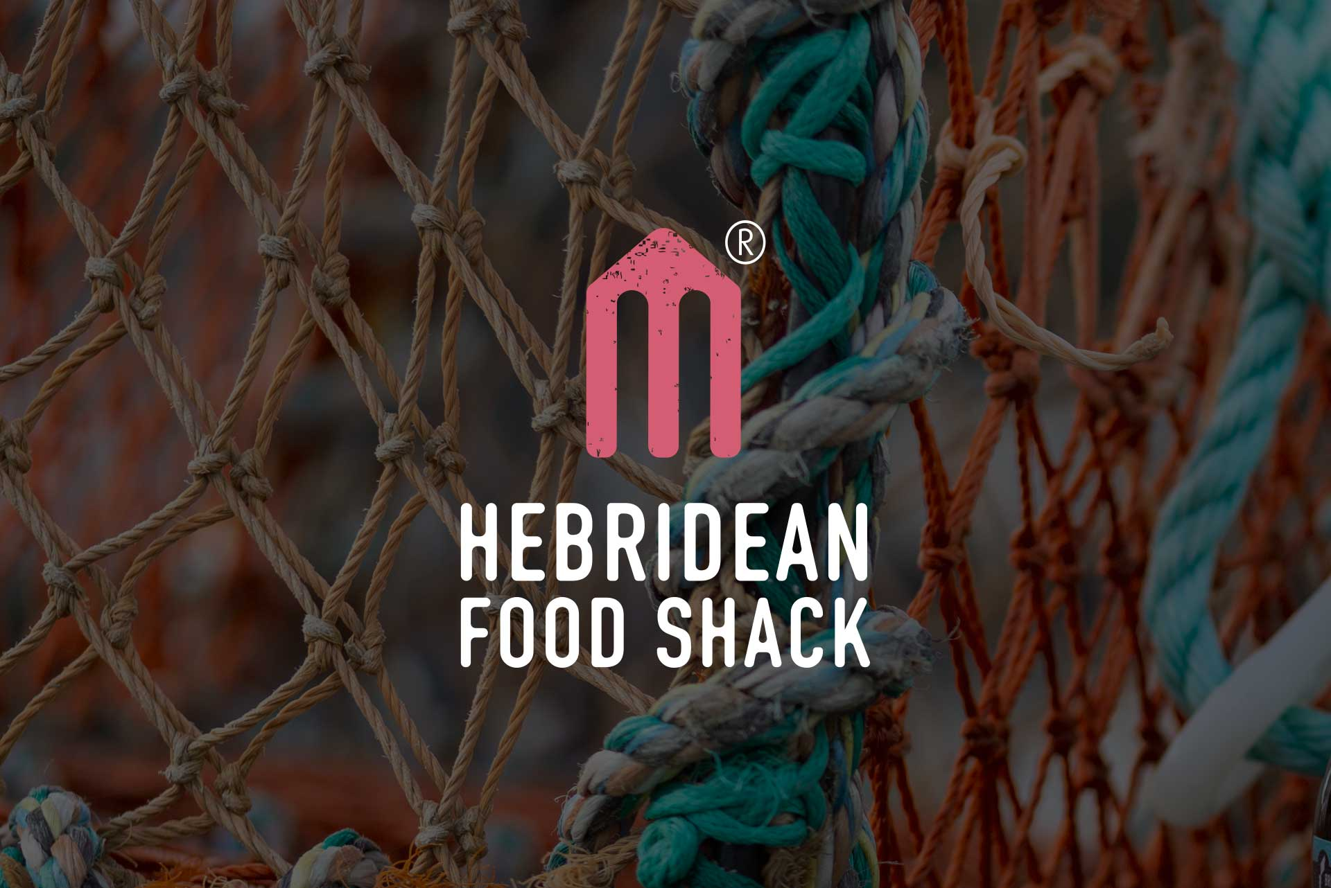 Fishing Nets and Loomshed Logo