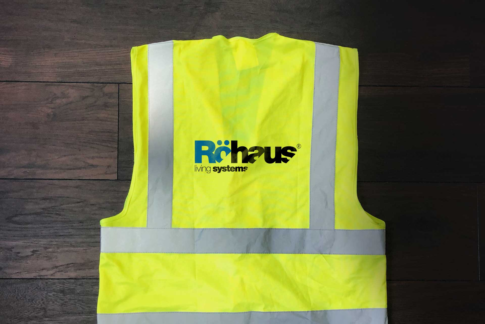 Hi-Vis Jacket for Rohaus
