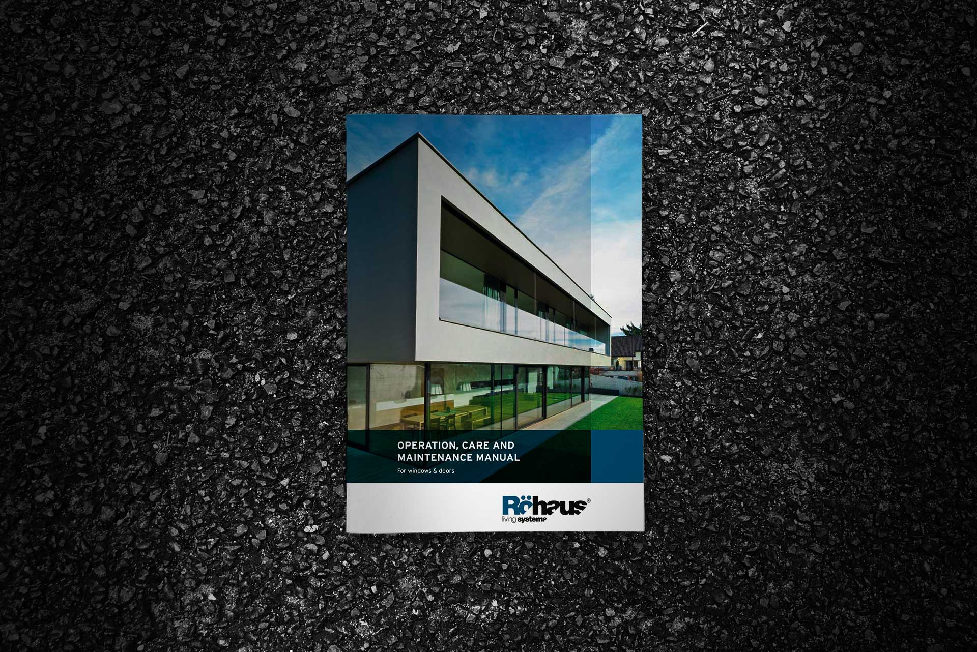 Brochure Design for Rohaus
