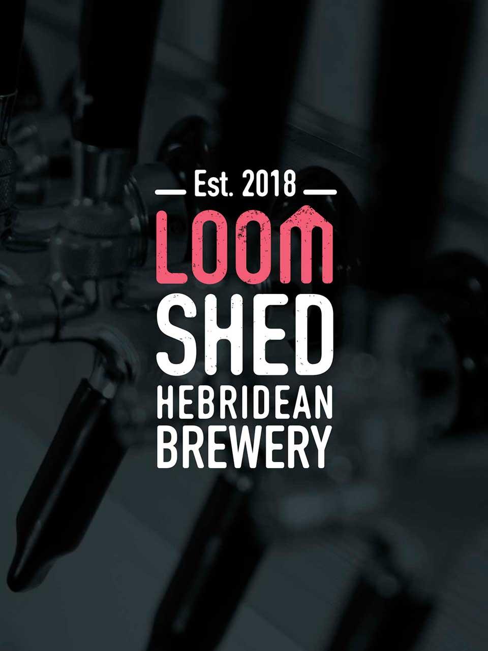 Logo for Loomshed Brewery