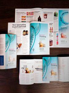 Marketing Literature for Woolcool