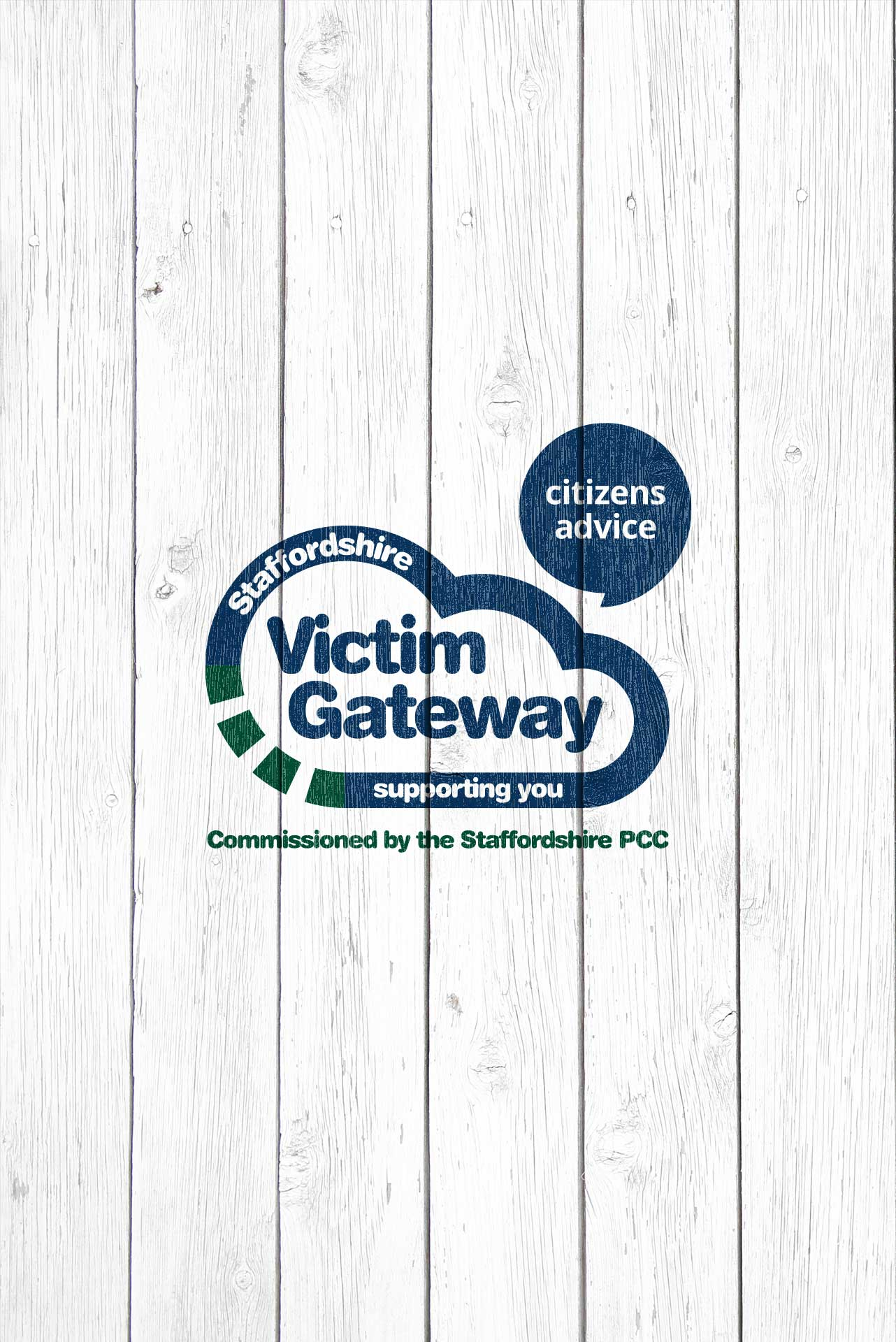 Victim Gateway Identity for Staffordshire Police
